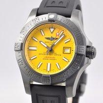 Breitling Avenger II Seawolf Yellow Black M17331E2/I530 LIMITED