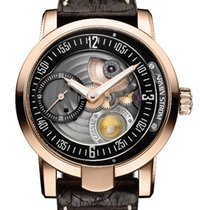 Armin Strom Rose gold 43mm Manual winding new