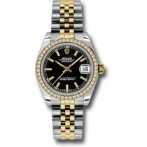 Rolex Lady-Datejust 178383 BKIJ new