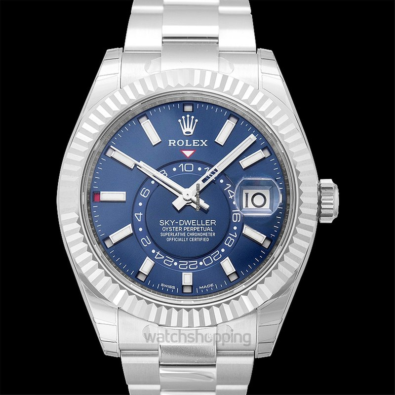 b8c32bd90d70a Prices for Rolex Sky-Dweller watches