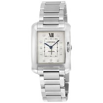 Cartier Tank Anglaise W4TA0004 new