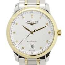 Longines Yellow gold Automatic 38.5mm new Master Collection