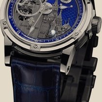 Louis Moinet Limited Edition. MECANOGRAPH CITY MOSCOW