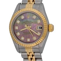 Rolex Lady-Datejust Steel 26mm Mother of pearl No numerals United States of America, Texas, Dallas