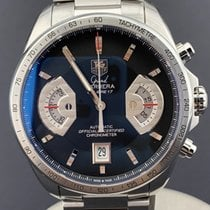 TAG Heuer Grand Carrera automatic chronograph box papers