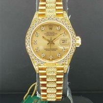 Rolex Lady-Datejust 69158 1987 подержанные