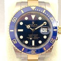 Rolex Submariner Date 116613LB Steel/Gold ( 2017 EU )