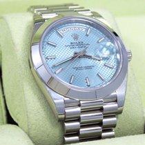 Rolex Day-Date 40 228206 IBLSP nuevo