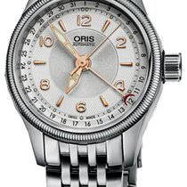 Oris Women's watch Big Crown Pointer Date Automatic new Watch with original box and original papers