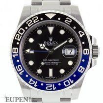 Rolex Oyster Perpetual GMT-Master II Ref. 116710BLNR LC100