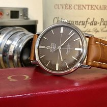 Omega Seamaster De Ville Crosshair Tuler Brown Dial Mens watch
