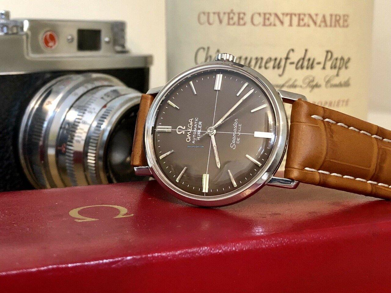 ccf106f9271 Omega Seamaster DeVille - Todos os preços de relógios Omega Seamaster  DeVille na Chrono24