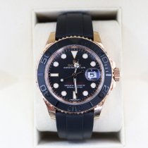 Rolex Yacht-Master 40 Rose gold 40mm Black No numerals United Kingdom, London
