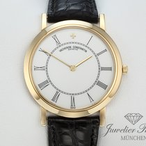 Vacheron Constantin Patrimony Or jaune 33mm Blanc Romain