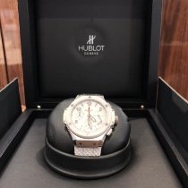 Hublot pre-owned Automatic 44mm White Sapphire Glass 10 ATM