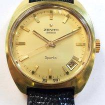 Zenith Sporto 1969 pre-owned