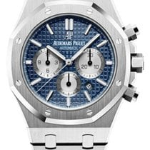 Audemars Piguet Royal Oak Chronograph new 2019 Automatic Chronograph Watch with original box and original papers 26331ST.OO.1220ST.01