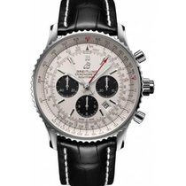 Breitling Navitimer Rattrapante AB0310211G1P2 2019 new