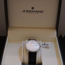 Junghans Steel 38mm Automatic 027/3500.00 new