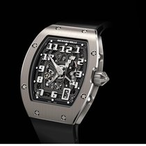 Richard Mille Titanium 38.7mm Automatic RM67-01 Ti new