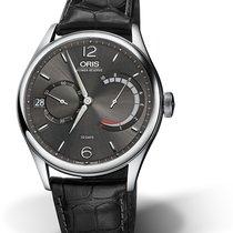 Oris Artelier Calibre 111 nuevo Cuerda manual Reloj con estuche y documentos originales 0111177004063-Set12372FC