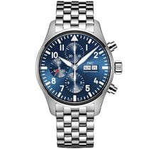 IWC Pilot Chronograph IW377717 2020 nuevo