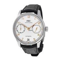 IWC Portuguese Automatic IW500704 new