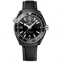 Omega Seamaster Planet Ocean Ceramic 39.5mm Black Arabic numerals United States of America, Pennsylvania, Holland