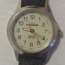 Timex pre-owned Automatic Black