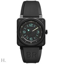Bell & Ross BR 03-92 Ceramic new 2019 Automatic Watch with original box and original papers BR0392-IDC-CE/SRB