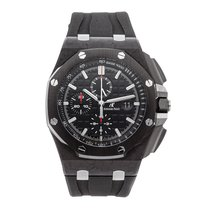 Audemars Piguet Royal Oak Offshore Chronograph Titanium 44mm Black No numerals United States of America, Pennsylvania, Bala Cynwyd