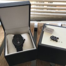 Gucci Steel Quartz pre-owned G-Timeless