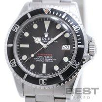롤렉스 1680 스틸 1969 서브마리너 데이트 40mm 중고시계