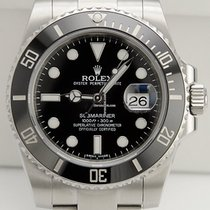 Rolex Submariner Date 116610LN 2010 pre-owned