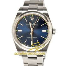 Rolex Oyster Perpetual 39mm Blue