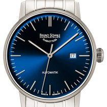 Bruno Söhnle Steel 42mm Automatic 17-12173-342 new