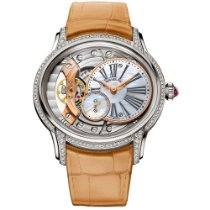Audemars Piguet Millenary Ladies nou Armare manuala Ceas cu cutie originală și documente originale 77247BC.ZZ.A813CR.01