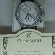 Chronoswiss new Automatic 41mm Steel