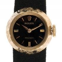 Rolex Precision Chameleon 18kt Gelbgold Handaufzug Armband...