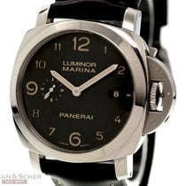 Panerai Luminor Marina 1950 3 Days PAM359 Stainless Steel Box...