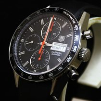 TAG Heuer Carrera - Juan Manuel Fangio Calibre 16 - CV201AH.FT...