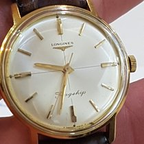 Longines Longines G.F. 18kt Cal 280 1960 occasion