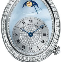 Breguet Women's watch Reine de Naples 30.5mm Automatic new Watch with original box and original papers