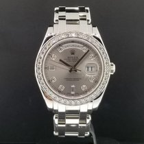 Rolex Day-Date Platinum 39mm United States of America, New York, New York