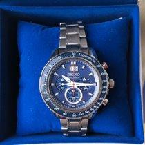 Seiko Sportura chronograph