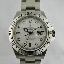 Rolex Explorer II cal 3186 RRR alphanumeric