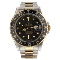 Rolex GMT-Master Gold/Steel Black United States of America, Florida, Miami