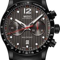Mido Multifort Chronograph 60 M025.627.36.061.00 2020 nowość