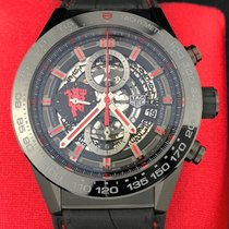 TAG Heuer Manchester United Carrera Chronograph Calibre HEUER 01