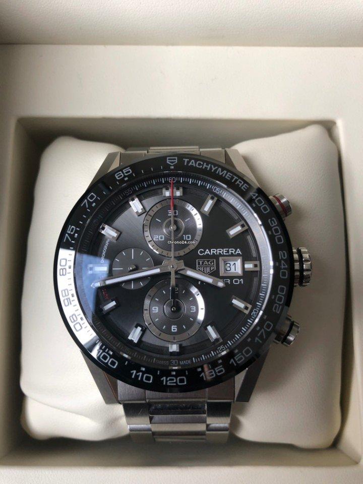 191737469b2 Relógios TAG Heuer usados - Compare os preços de relógios TAG Heuer usados
